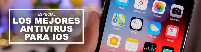Los mejores antivirus para iOS
