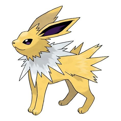 Jolteon - Pokémon Let's Go