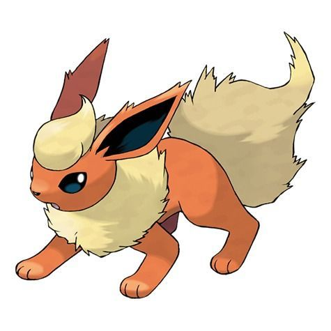 Flareon - Pokémon Let's Go