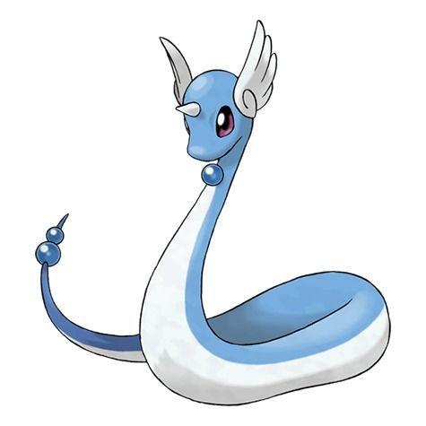 Dragonair - Pokémon Let's Go
