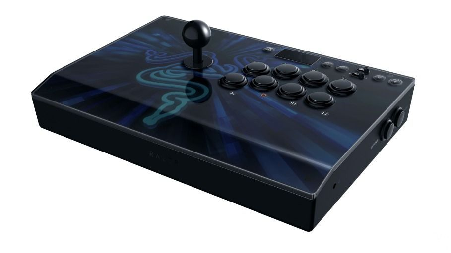 Razer announces the remote arcade Panthera Evo for the PlayStation 4