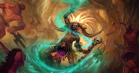 Diablo 3 Eternal Collection - Médico brujo
