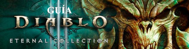 Guía Diablo III: Eternal Collection, trucos y consejos