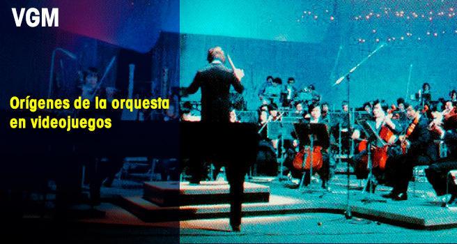 Orígenes de la orquesta en videojuegos