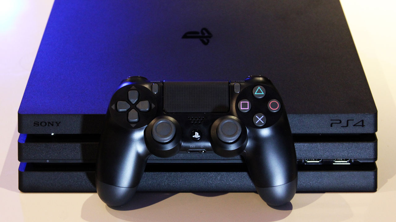 PS4 Pro UH-7200 review is more silent console
