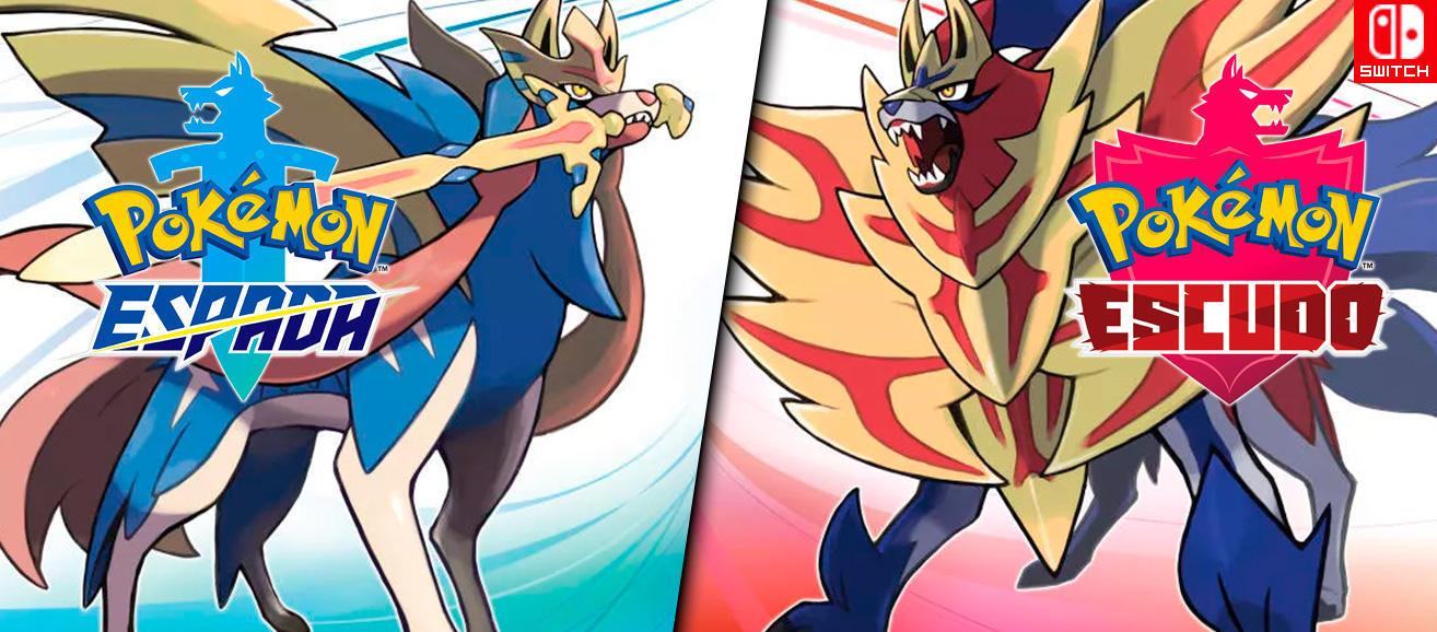#LoMásVistoDeLaSemana Análisis Pokémon Espada y Escudo, hazte con casi todos (Switch)