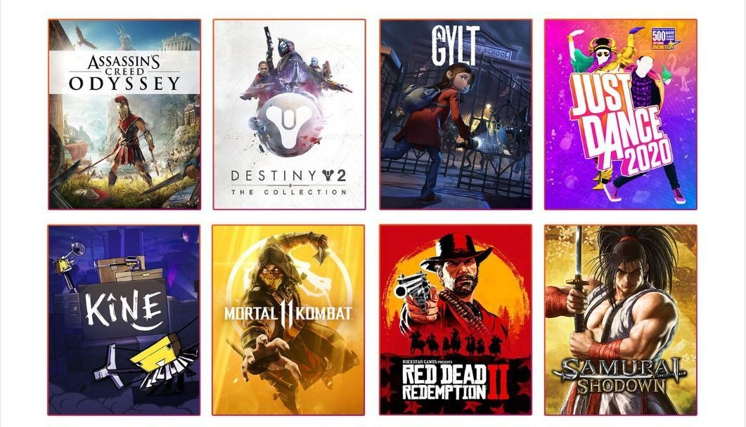Google Stay: These are all the games that you receive in your launch