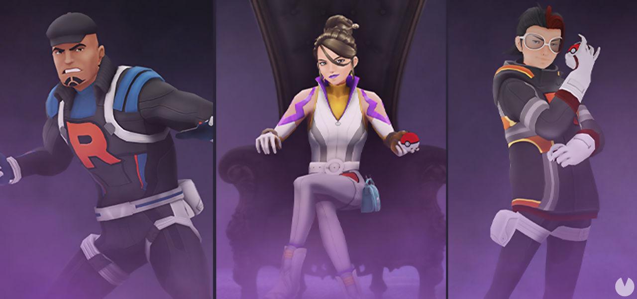Pokémon-Go-tipps zu schlagen jeder anführer von Team Go Rocket
