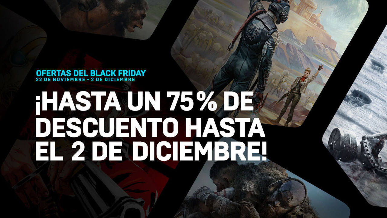 Deals-Black Friday in the Epic Games Store: Red Dead Redemption 2 and more with discounts