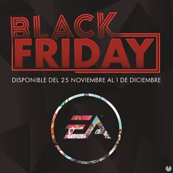 EA announces its Black Friday with significant discounts and rebates on many of their games