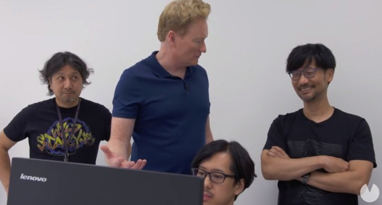 Ken Imaizumi, one of the founders of Kojima Productions, I would have left the study