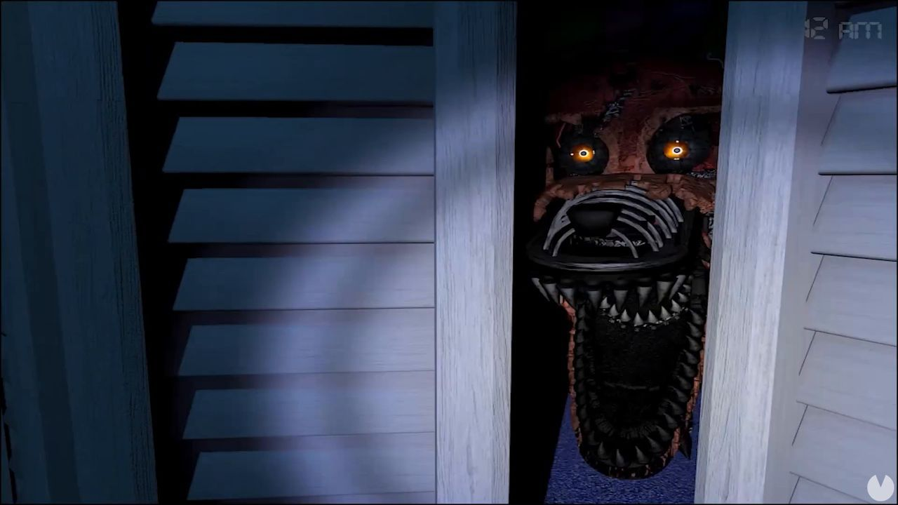 The four Five Nights at Freddy's come to consoles on the 29th of November