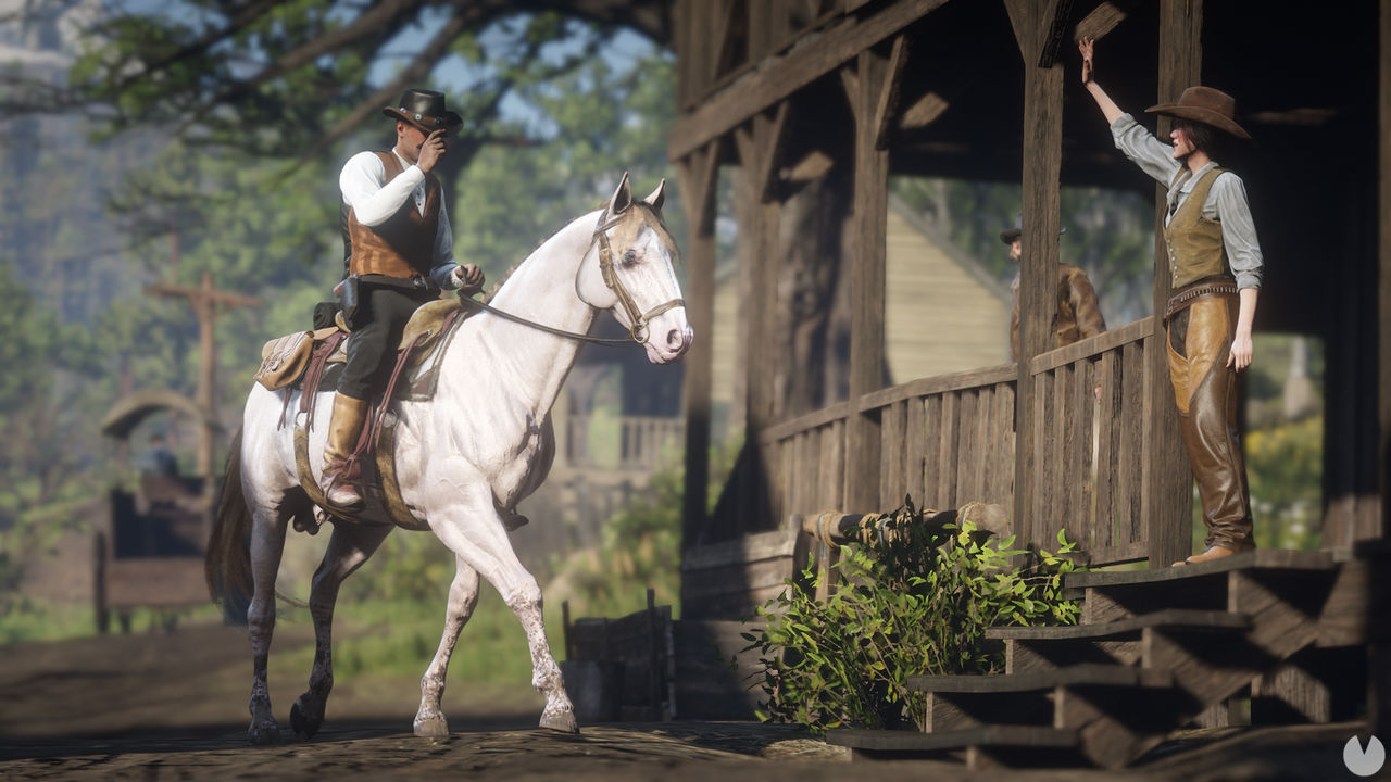 Red Dead Online detailing their developments with a new Fugitive, rewards, and more awards