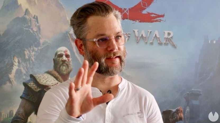 The director of God of War has published a mysterious post on Twitter