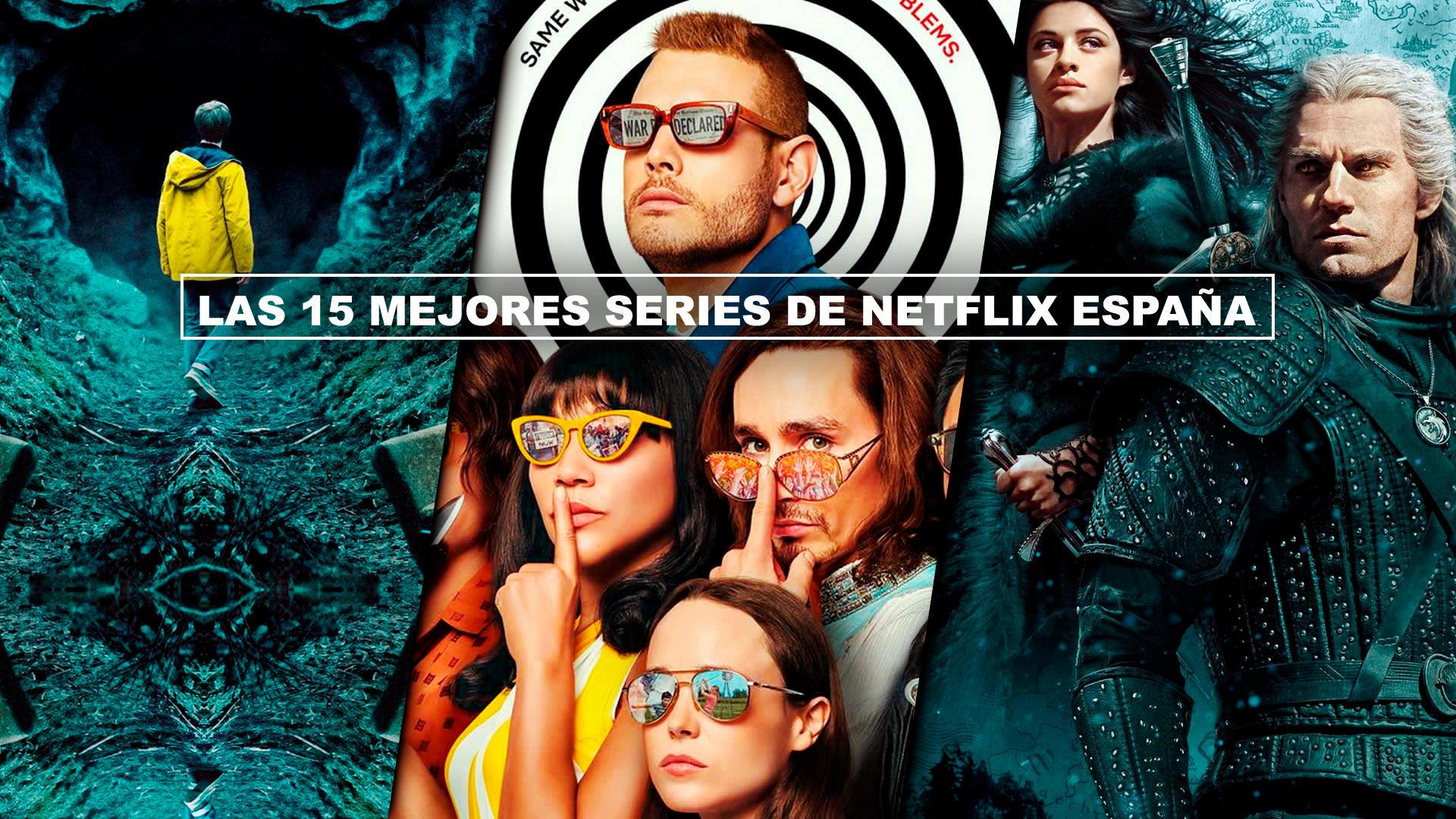 Las 15 MEJORES series de Netflix España (Actualizado, 2020) - ¡No te las pierdas!