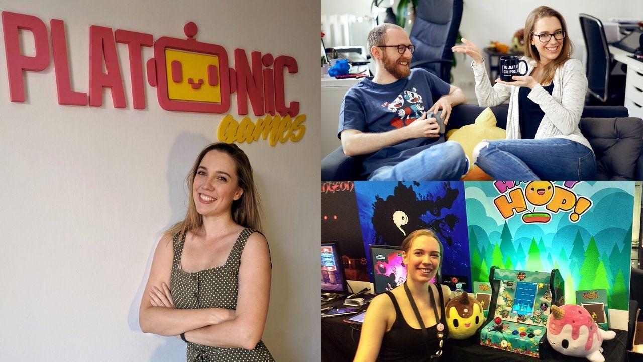 Valeria Castro explica su éxito como productora de juegos kawaii para móviles