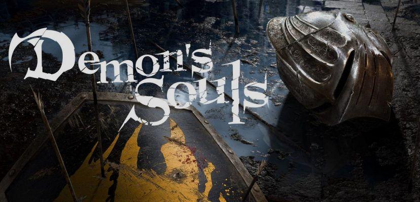 Demon's Souls remake arte conceptual