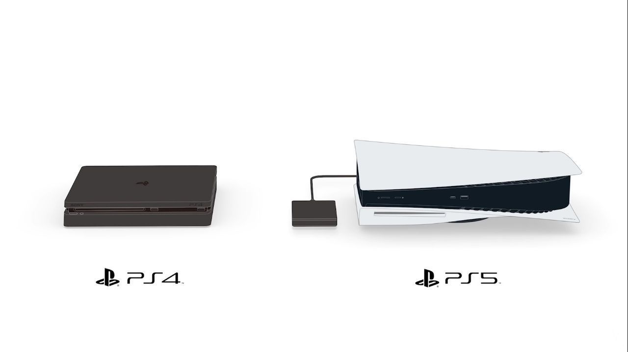 Ejecutar juegos de PS4 en PS5 instalados en un disco duro externo