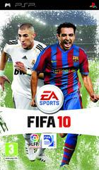 FIFA 10 para PSP