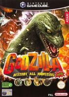Godzilla: Destroy All Monsters Melee para GameCube
