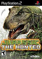 Carátula Jurassic: The Hunted para PlayStation 2