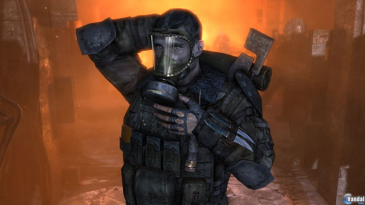 Metro 2033, available for free on Steam for a limited time