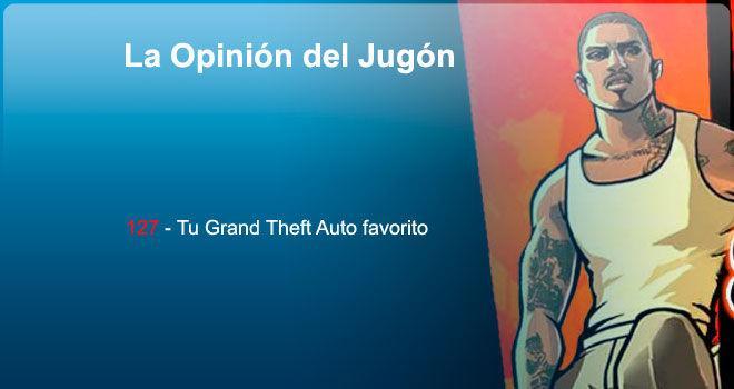 Tu Grand Theft Auto favorito