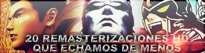 20 remasterizaciones HD que echamos de menos