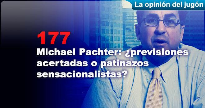 Michael Pachter: ¿previsiones acertadas o patinazos sensacionalistas?