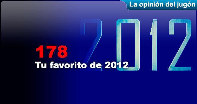 Tu favorito de 2012