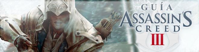 Guía de Assassin's Creed III