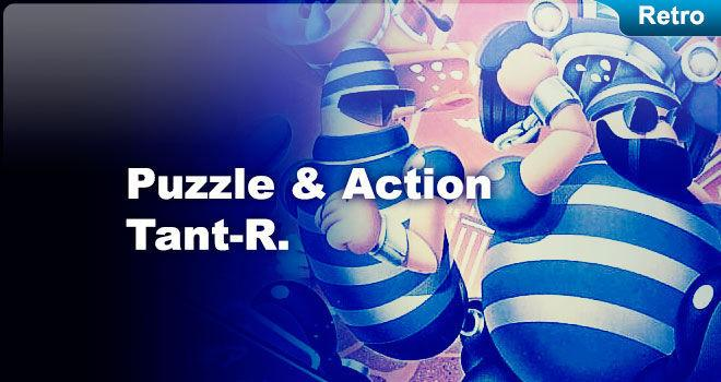 Puzzle & Action Tant-R