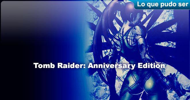 Tomb Raider: Anniversary Edition