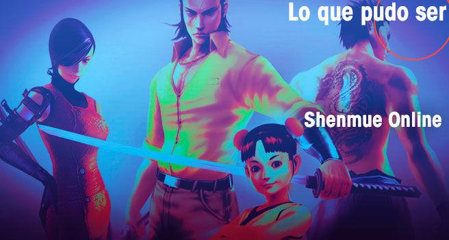 Shenmue Online