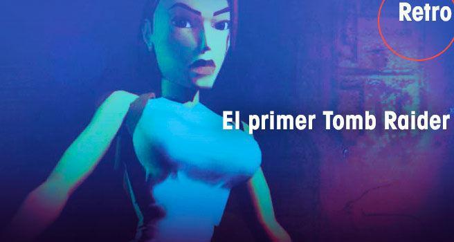 El primer Tomb Raider