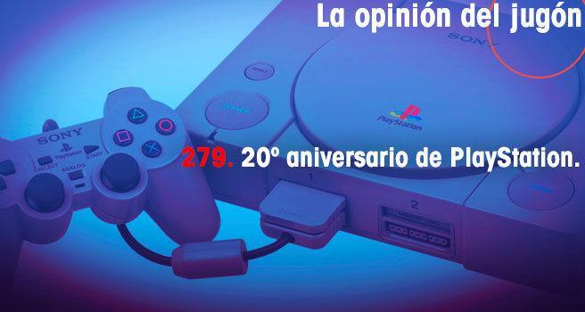 20º aniversario de PlayStation