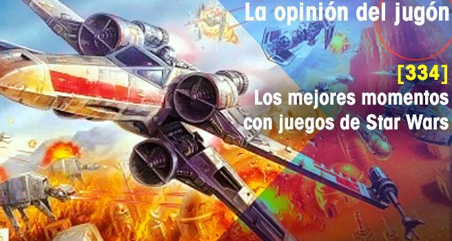 Los mejores momentos con juegos de Star Wars