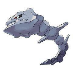 Steelix Pokémon GO
