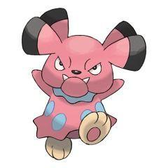 Snubbull Pokémon GO