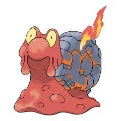 Magcargo Pokémon GO
