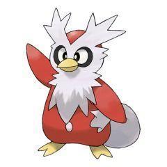 Delibird Pokémon GO