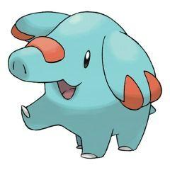 Phanpy Pokémon GO