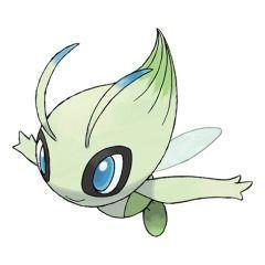 Celebi Pokémon GO