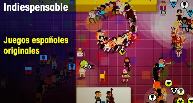 Juegos españoles originales