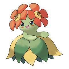 Bellossom Pokémon GO