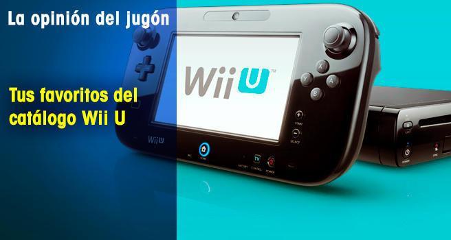 Tus favoritos del catálogo Wii U