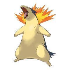 Typhlosion Pokémon GO
