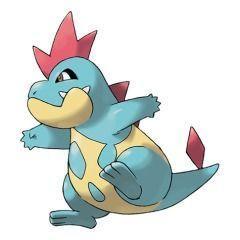 Croconaw Pokémon GO