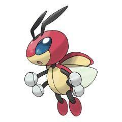 Ledian Pokémon GO