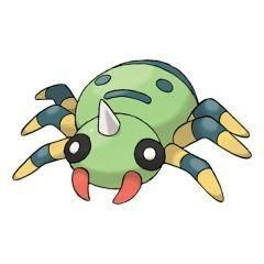 Spinarak Pokémon GO